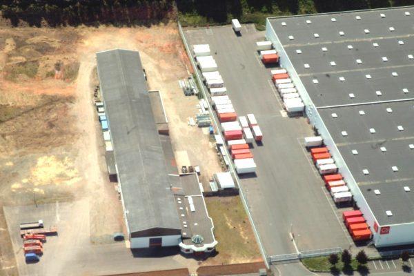 Logistics Center in Homburg